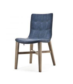 Jídelní židle Neba, Blue