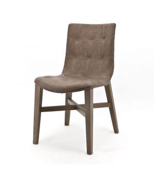 Jídelní židle Neba, Brown