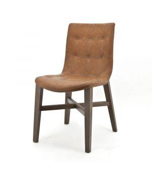 Jídelní židle Neba, Cognac