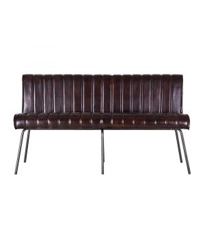 Lavice Marvin, Dark brown, 160cm