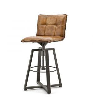 Barová židle Verona, Cognac