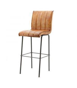 Barová židle Marvin, Cognac