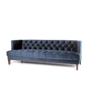 Sofa Vogue, Blue, 210 cm