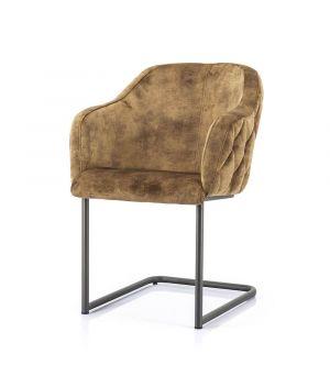 Židle Chair Paulette, Ochre Bonnie
