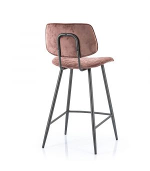 Barchair Kimberly - pink winnfield