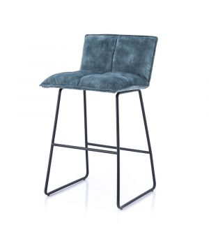 Barchair Ruby - blue adore