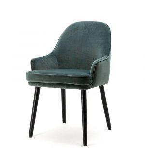 Chair Barbara - blue motown
