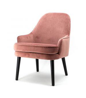 Armchair Barbara - pink motown