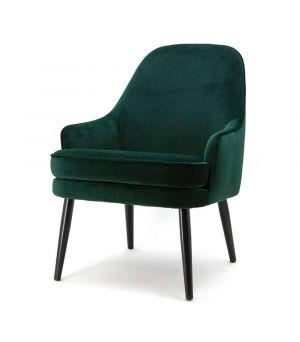 Armchair Barbara - green motown
