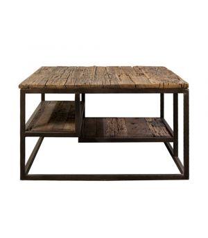 Konferenční stolek Indu, 100x100cm