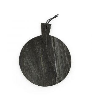 Mramorová deska Marble black