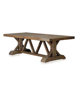 Jídelní stůl Aix Provence, Natural, 220x105cm