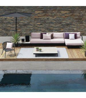 Alura Lounge set / Lounge table