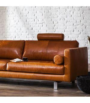 Sedačka Bonbeno 5s, Leather