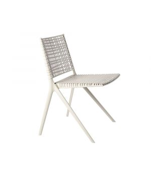 Záhradná stolička Branch, Linen