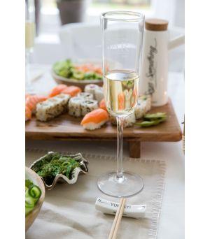 Sklenice Champagne Bar