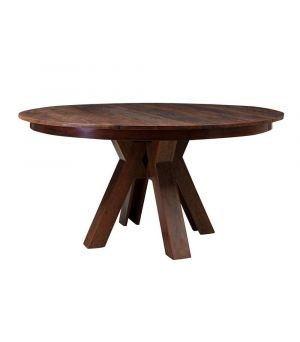 Jídelní stůl Ferrum round, ∅150cm