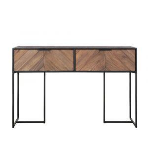 Konzolový stolek Criss Cross 120cm