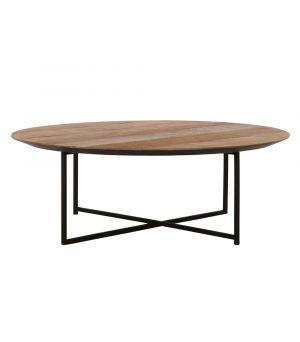 Konferenční stolek Cosmo Home Large, ∅100cm