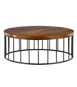 Konferenční stolek Flare Round ∅90cm