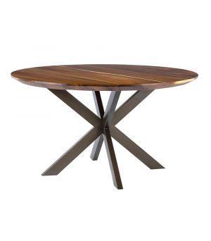 Kulatý jídelní stůl Flare ∅130cm