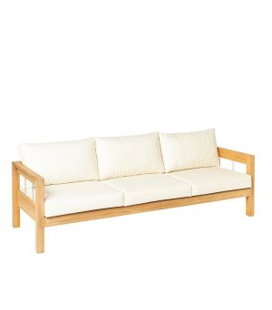 MAXIMA lounge bench 3-seater