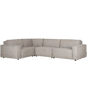 Must living Rally sofa corner 76 x 200/288 x 92 cm