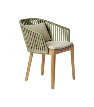 Záhradná stolička Mood, Moss