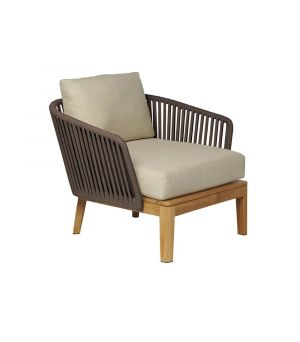 Club chair Mood Earthbrown
