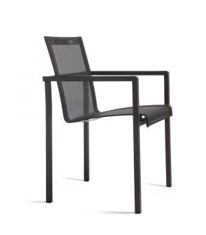 Natal Alu Dining chair Wenge