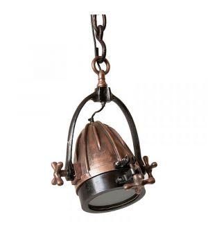 Závěsná lampa Rocket Red copper