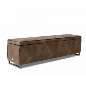 Lavice Club 48 Bench, Pellini, Coffee, 160 cm