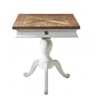 Jídelní stolek Château Belvedere Wine, 70x70cm