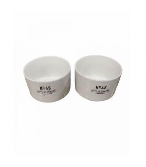 Porcelánové misky NO 48 set2