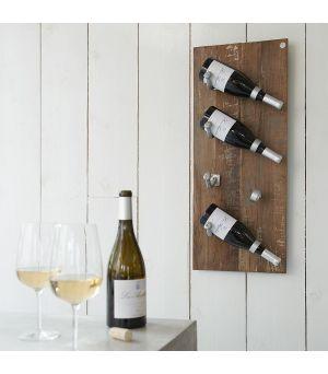 Stojan na víno Merlot 4 lahve