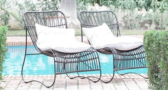 Zahradní nábytek Riviéra Maison